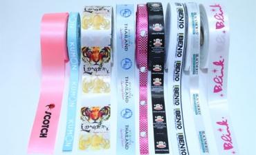 ริบบิ้นพิมพ์ลาย : Ribbon Printing